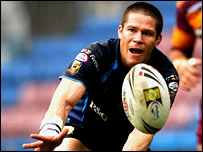 Hull FC's Richard Swain