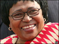 Dr Manto Tshabalala-Msimang