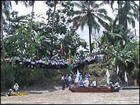 Río en Colombia
