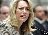Former CIA covert agent Valerie Plame Wilson