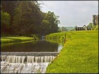 Fountains Abbey estate