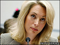 Valerie Plame Wilson testifies before the House Oversight Committee, 16 March 2007