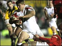 England U20 winger Tom Youngs scores against Wales to snatch a draw
