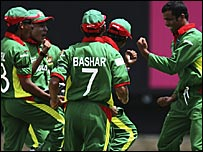 Bangladesh celebrate in Trinidad