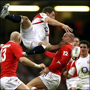 England's Mark Cueto
