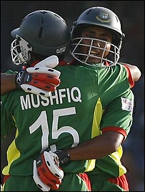 Mushfiqur Rahim and Mohammad Ashraful