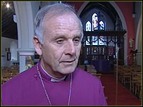 Archbishop of Wales, Barry Morgan
