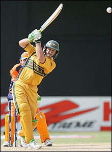 Adam Gilchrist hits out for Australia