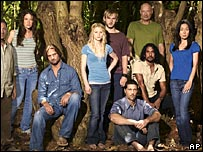 Cast of Sky drama Lost