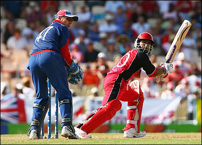 Canada's Ashif Mulla hits out against England