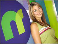 Ellie Crisell, News 24 and Newsround presenter