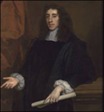 A portrait of the 1st Earl of Nottingham by Sir Peter Lely