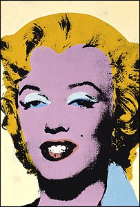 Lemon Marilyn by Andy Warhol