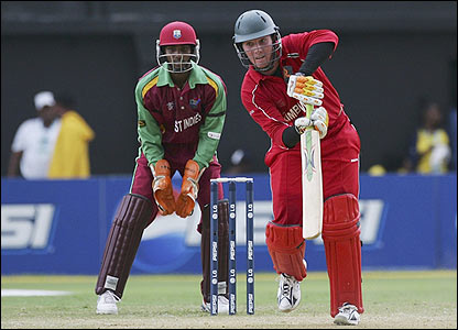 Brendan Taylor leads the Zimbabwe