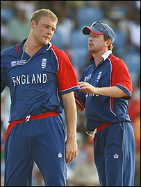 Flintoff & Collingwood