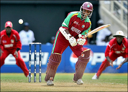 Shivnarine Chanderpaul hits out for West Indies