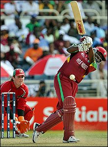 Brian Lara hits out for West Indies