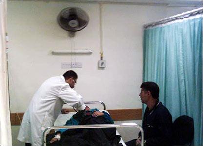 Medical City, Baghdad (Pic: Dr Ameir Al-Mukhtar)