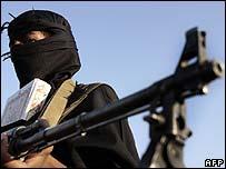 Member of Shia Mehdi army in Iraq