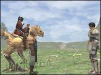 Final Fantasy XI screenshot