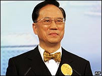 Donald Tsang, Hong Kong chief executive