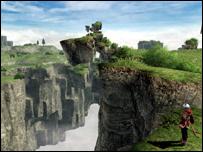 Final Fantasy Online.