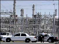 BP's refinery in Texas