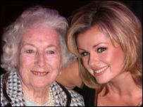 Dame Vera Lynn and Katherine Jenkins