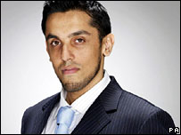 The Apprentice contestant Tre Azam