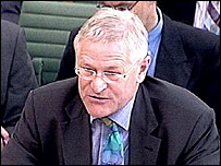 Lord Turnbull at the public administration committee