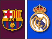 Barcelona or Real Madrid?