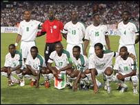 Ivory Coast squad