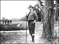 Robert Baden-Bowell
