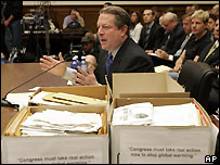 Al Gore in Congress