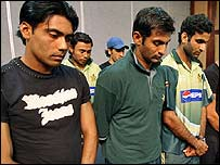 Pakistan cricket team in Jamaica