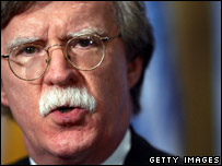 Former US ambassador to the United Nations John Bolton