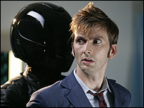 Still from Doctor Who