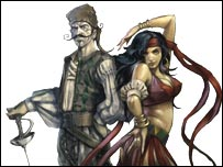 Fable 2 artwork