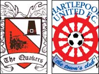 Darlington v Hartlepool