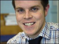 Art teacher Neil Moulton