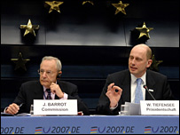 Barrot and Tiefensee  (Council of the European Union)