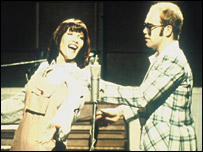 Kiki Dee and Sir Elton