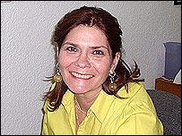 María Luisa Sánchez, del Grupo de Información en Reproducción Elegida