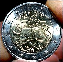 Anniversary coin