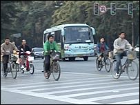 Nanjing scene