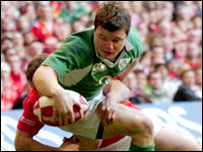 Wales and Ireland will face each other next year on a Saturday in Dublin
