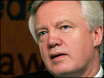 David Davis: Inquiry call