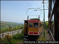 Snaefell Mountain Railway, Isle of Man
