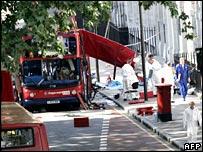 Tavistock Square bomb
