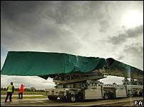 Airbus wing